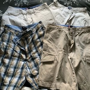 Set of 4. Men's shorts size 34
